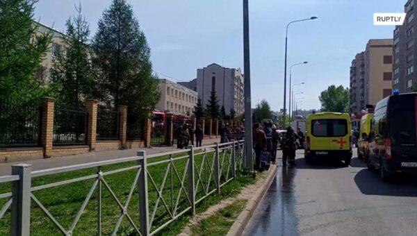 俄羅斯喀山市驚傳校園槍擊 至少7人死亡