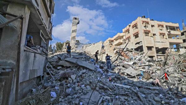 美主持人称以色列犯战争罪 以10岁女孩有力回应