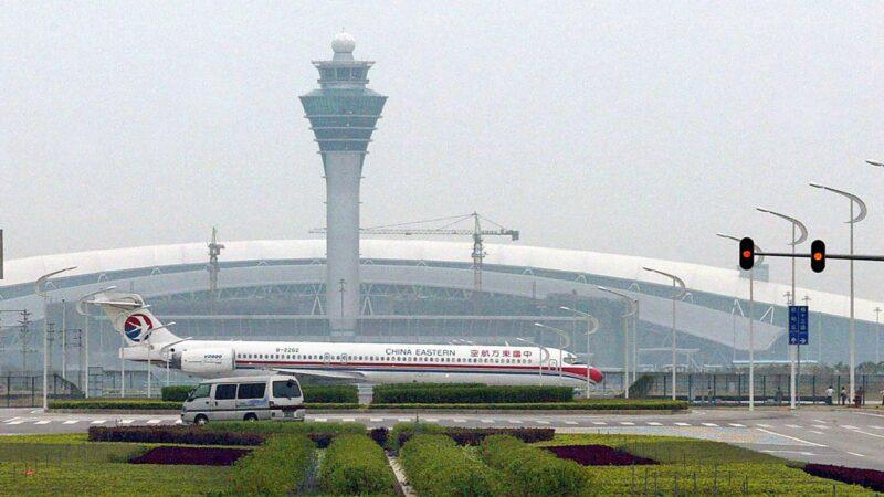 廣州變相封城 近500架航班取消