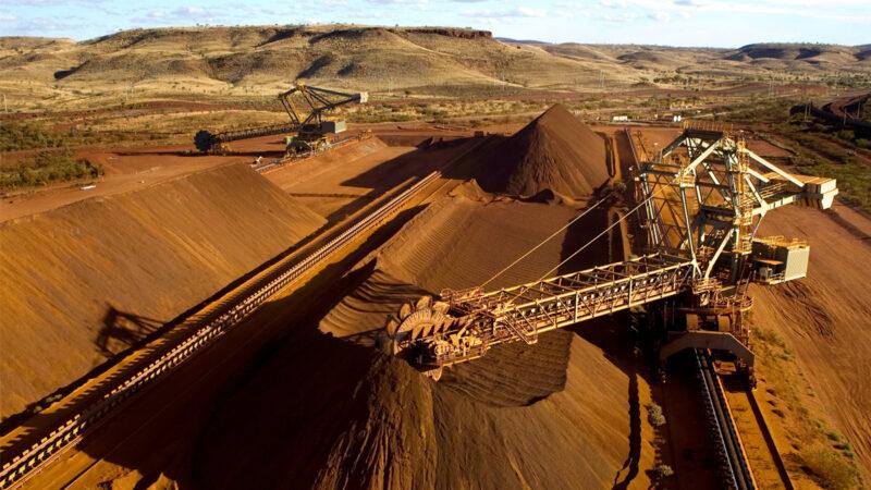 报复澳大利亚又失算 中国8月铁矿石进口暴增