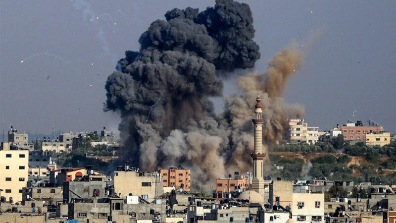 巴以冲突或导向全面战争 美将派特使赶赴中东