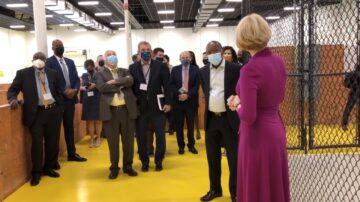 培植新能源創新 休斯頓格林城實驗室開幕