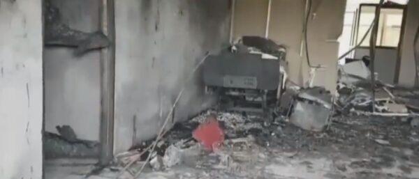 印度單日確診逾40萬 再發生醫院大火釀18人喪命