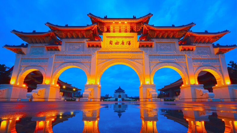 2021年出國生活的最佳目的地 台灣排名第一