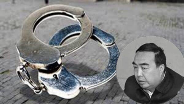 王友群:近期被查處的九個中共政法委書記