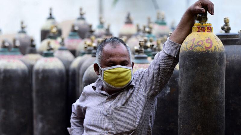 大量病患因缺氧而死 印度醫院被迫向法院求助