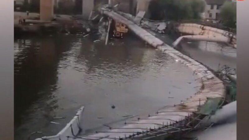 浙江368億「豆腐渣」工程 未完工就坍塌