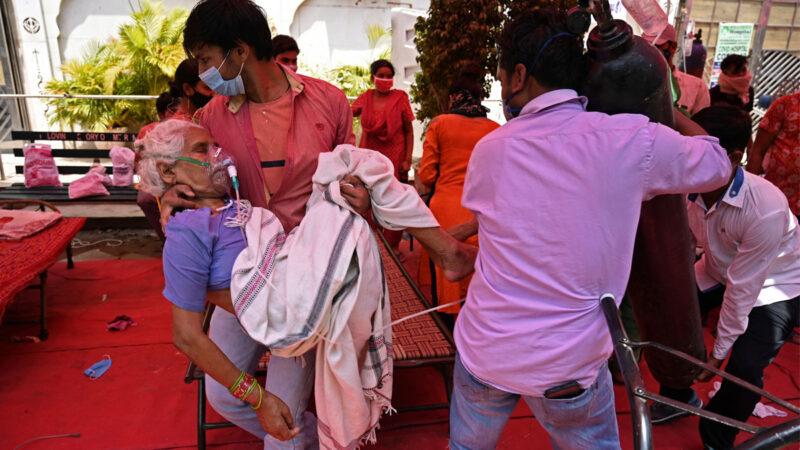 印度疫情死亡人數破20萬 專家預測幾週內或翻倍