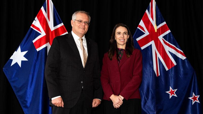 新西蘭轉強硬:在中國問題上與澳大利亞保持一致
