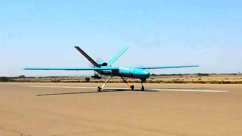 以巴停戰 伊朗展示新無人機「加沙」恐嚇以色列