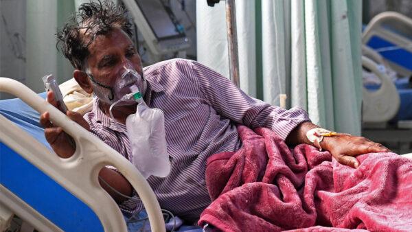 醫院被擠爆 印度冒險用抗寄生蟲藥對抗中共病毒