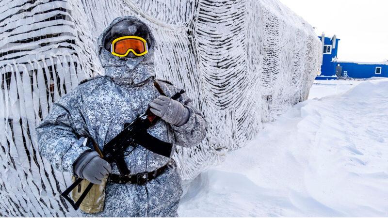 北極局勢日益緊張 俄加強力量 中共單方面強調存在