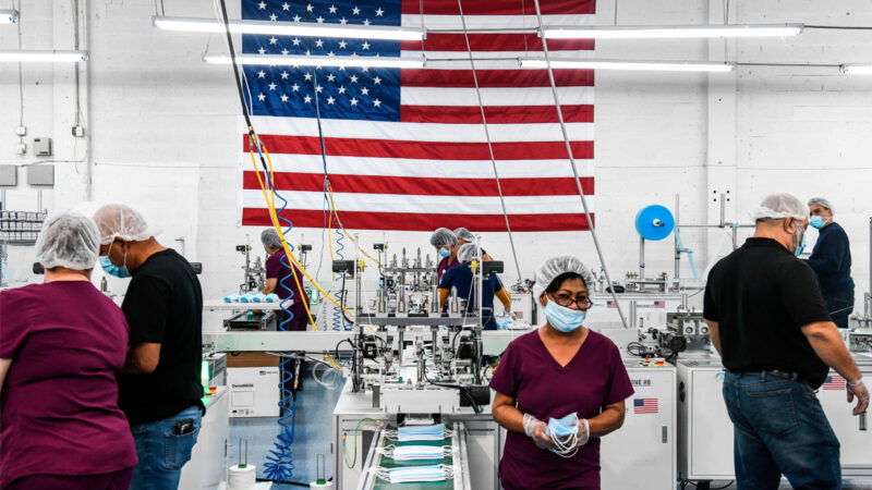 中國傾銷醫療產品 美協會計劃要求政府作為