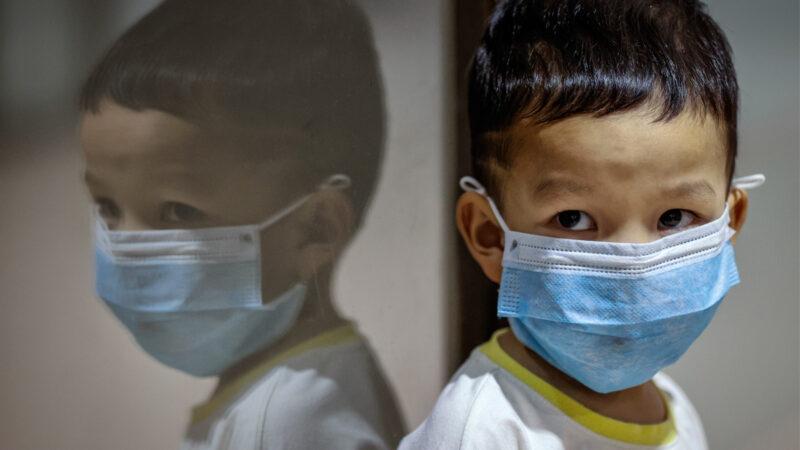 研究發現:中共病毒可引發糖尿病 兒童也不例外