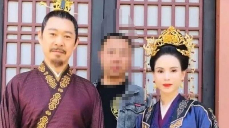 55歲李若彤65歲張豐毅私照曝光全網驚呼