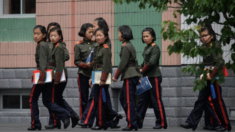 金正恩禁止看韩剧 传万名学生自首求减刑