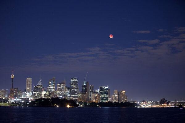 十年一遇天文奇景26日登场 环太平洋地区可见