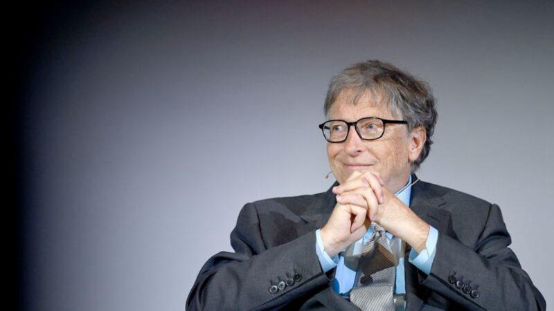 微軟創辦人比爾蓋茨宣布離婚