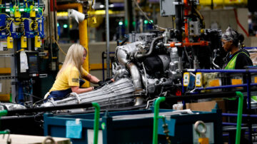 美四月就业剧烈降温 劳力短缺限制经济复苏