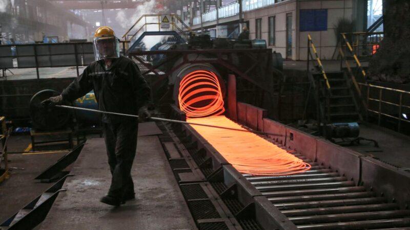 中国经济风险陡增 原料涨价 工厂停摆