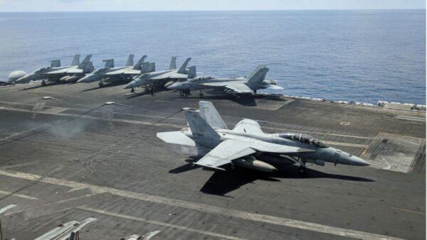 制止中共海上軍事擴張 日美在沖繩舉行戰術訓練