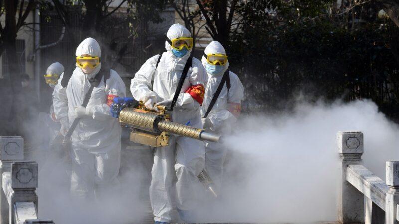 中国多地爆疫 张文宏:病毒已常驻须做长期准备