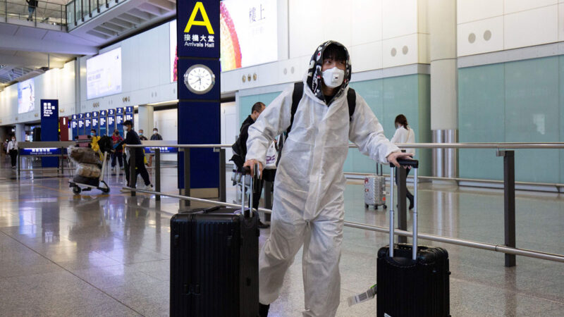 印度變種病毒入侵香港 引發擔憂