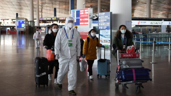 5名中國專家感染變種病毒