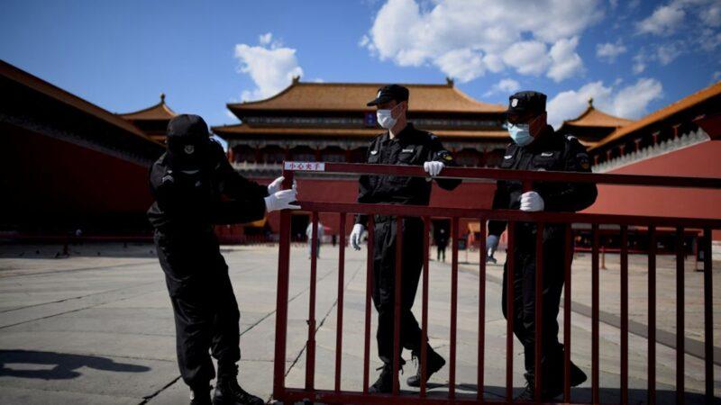 推舉中國臨時大總統 浙江律師遭拘留罰款