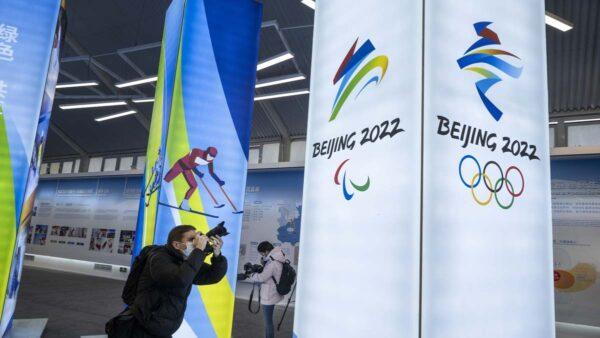 美兩黨議員提案 制裁北京冬奧贊助商