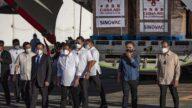 中菲關係緊張 菲總統宣布退回中使館所捐疫苗