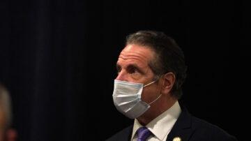 纽约州长涉瞒染疫死者数 家属要检察长调查