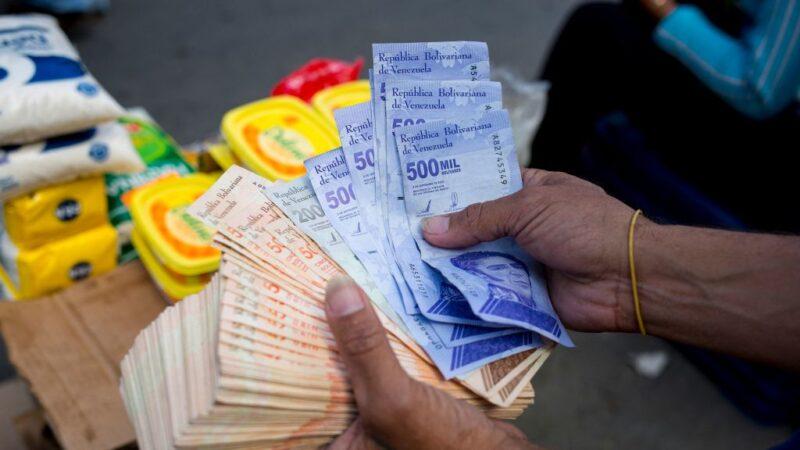 通膨嚴重 委內瑞拉調薪3倍不夠買一公斤肉