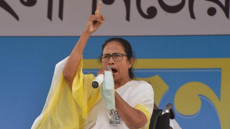 疫情失控 印度執政黨西孟加拉省敗選