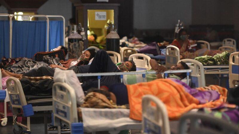 为救年轻人 印度85岁翁让出病床3天后病逝