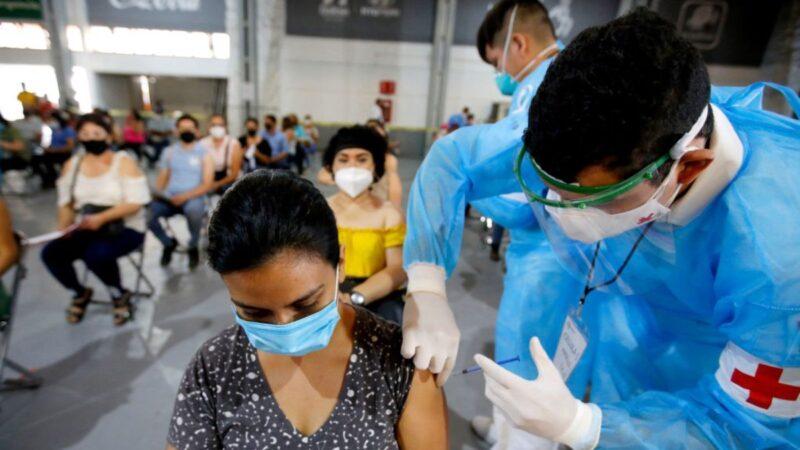中国第三款疫苗开打 网民忧有严重副作用