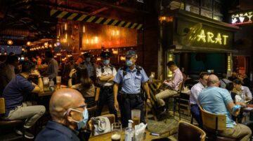 香港變種病毒擴散 深圳恢復「14+7」隔離舉措