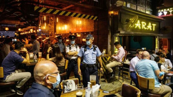 广东几位民营企业家聚餐 警方出动20警察抓人