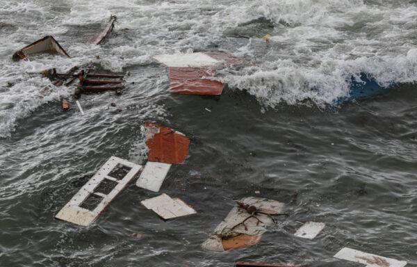 加州圣地牙哥外海 超载偷渡船疑触礁翻覆3死27伤