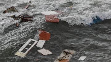 南加海岸走私船翻覆 致4死逾20人受傷