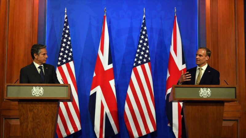 澳印韓出席G7外長會議 英美稱將懲罰中俄侵犯人權