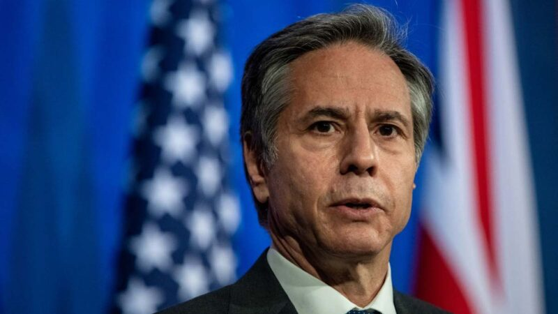 美国务卿宣布制裁一名迫害法轮功的中共官员