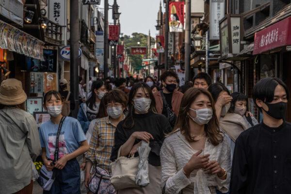 日本疫情仍嚴峻 擬延長實施緊急事態宣言