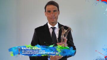 體壇奧斯卡獎出爐 納達爾和大坂直美摘冠