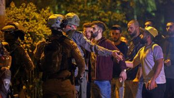 巴勒斯坦人與以色列警察衝突 59人受傷