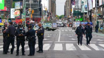 【纽约都市动态】时代广场枪击案 地铁24营运乘客量回升