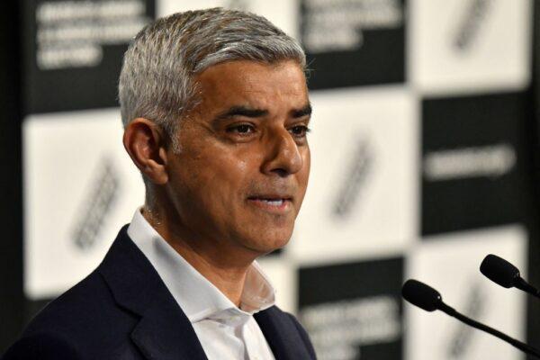 倫敦市長選舉拉距戰 沙迪克汗成功連任