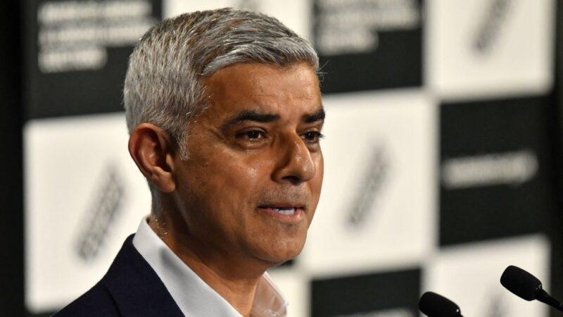 伦敦市长选举拉距战 沙迪克汗成功连任