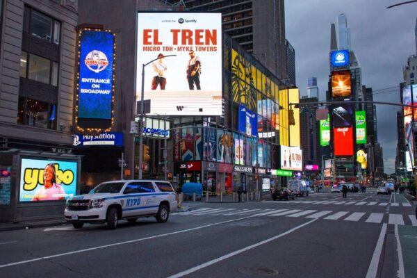 紐約時報廣場驚傳槍響釀3傷 嫌犯影像曝光(視頻)
