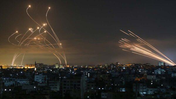 哈马斯350枚火箭弹掉落自家境内 被揭中国制造